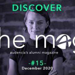 Découvrez le nouveau numéro de The Mag sur le monde de demain