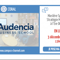 Live Campus Channel du MS® SMED