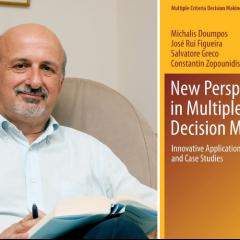 Professeur Constantin Zopounidis, co-auteur d'un ouvrage phare de recherche en Analyse multicritère