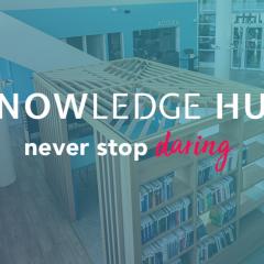 Le knowledge hub à distance