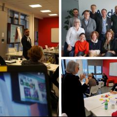 STEP : 15 chercheurs européens réunis à Audencia