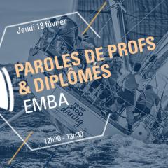 Paroles de profs et diplômés - EMBA