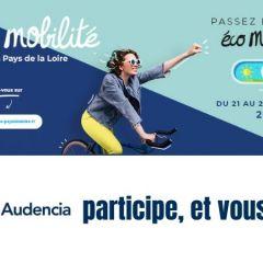 Audencia participe au Défi Mobilité 2020 !