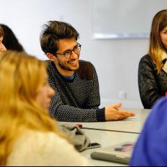 40 diplômés de 40 entreprises témoignent à Audencia