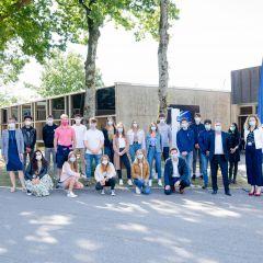 Première rentrée à Audencia Campus Vendée !