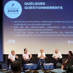 Retour sur la 4ème conférence AAGIR « Rôle de l'administrateur indépendant dans une entreprise familiale »