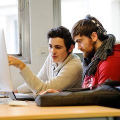 Rentrée des apprentis managers en stratégie digitale