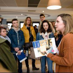 Soirée d'informations Audencia Bachelor au nouveau Campus Vendée