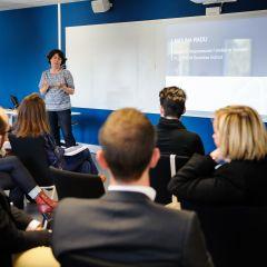 New : ateliers de recherche sur l'entrepreneuriat familial