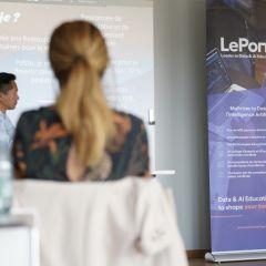 Les étudiants du Programme Grande Ecole d'Audencia se forment à la Data,  grâce au module Data Pionnier de LePont