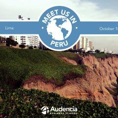 MEET US IN PERU