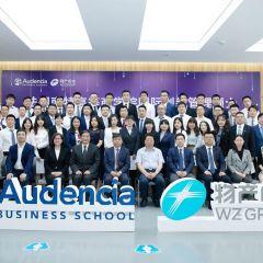 Audencia signe un nouveau partenariat en Chine