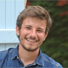 Julien Tourme diplômé 2008, créateur de Monsieur Lucien