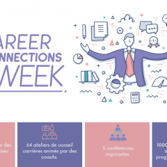 La Career Connections Week revient à Audencia