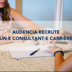 Audencia recrute un·e consultant·e carrière