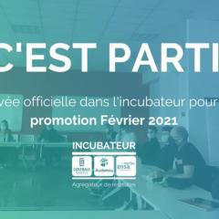 Nouvelle promotion de startups à l'Incubateur de l'Alliance