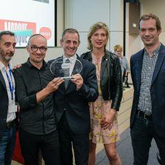 Audencia lauréate du prix de la communication ARCES !
