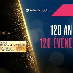 Un Trophée de la Communication pour Audencia !