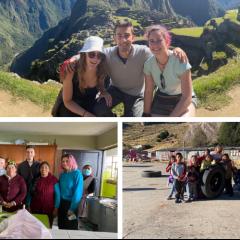 Projet Social et Solidaire au Pérou pour 3 de nos étudiants
