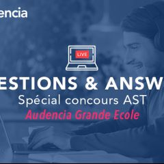 Q&A - INFORMATIONS AUDENCIA AST 2020