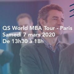 Audencia participe au QS World MBA Tour