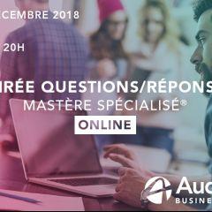 [Online] Soirée Q&R spéciale MS®