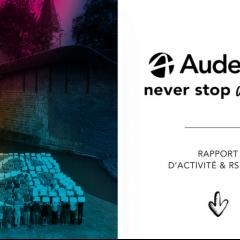 Audencia publie son Rapport annuel digital Audencia 2017