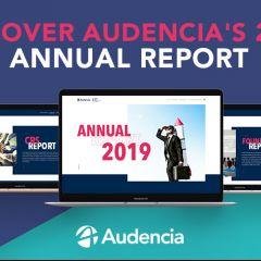 Discover Audencia's 2019 Annual Report