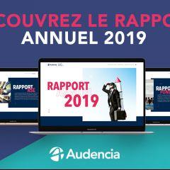 Découvrez le rapport annuel 2019