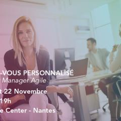RDV Personnalisé - Certificat Manager agile