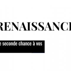 Newsletter mode responsable #1 - Projet Renaissance