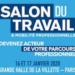 Audencia participe au Salon du Travail & de la mobilité !