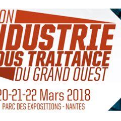 Audencia sera présent lors du Salon de l'industrie !