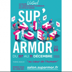 Salon virtuel Sup'armor - SAINT-BRIEUC