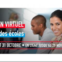Salon Virtuel Grandes Ecoles l'Etudiant