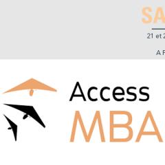Audencia aux Salons ACCESS MBA France et Ben&Lux !