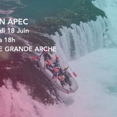 AUDENCIA PARTICIPE AU SALON APEC À PARIS !