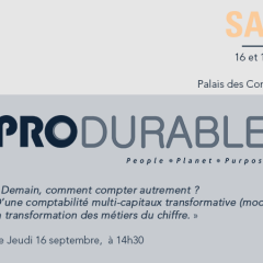 Audencia participe au Salon Produrable !
