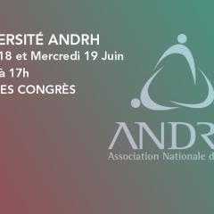 Audencia participe à l'UNIVERSITE NATIONALE ANDRH à Nantes !