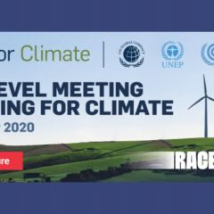 UN Global Compact: High Level Meeting of Caring for Climate