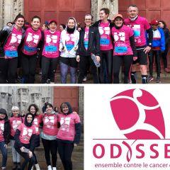34 collaboratrices/teurs ont participé à Odysséa !