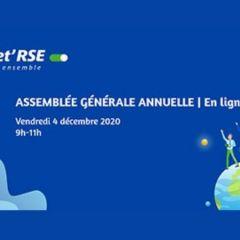 Assemblée Générale Planet'RSE 2020