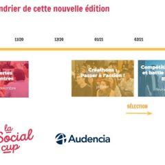 Throwback to Social cup at Audencia !