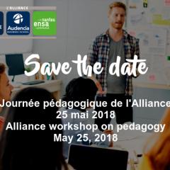 Journée pédagogique de l'Alliance