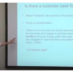 CSR Research Seminar : Jette Steen Knudsen /Tufts University