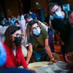 L'ensemble des collaborateurs d'Audencia sensibilisé à  « La Fresque du Climat »