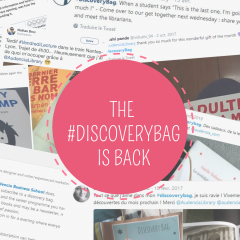 Discovery Bags - A new season begins at Atlantic Campus!