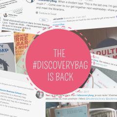 La nouvelle édition des Discovery Bags commence à Atlantic !