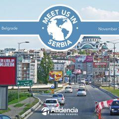 Meet us in Serbia