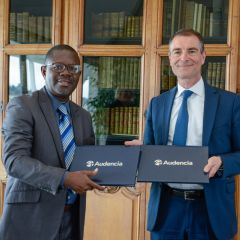 Audencia signe deux partenariats stratégiques inédits en Afrique